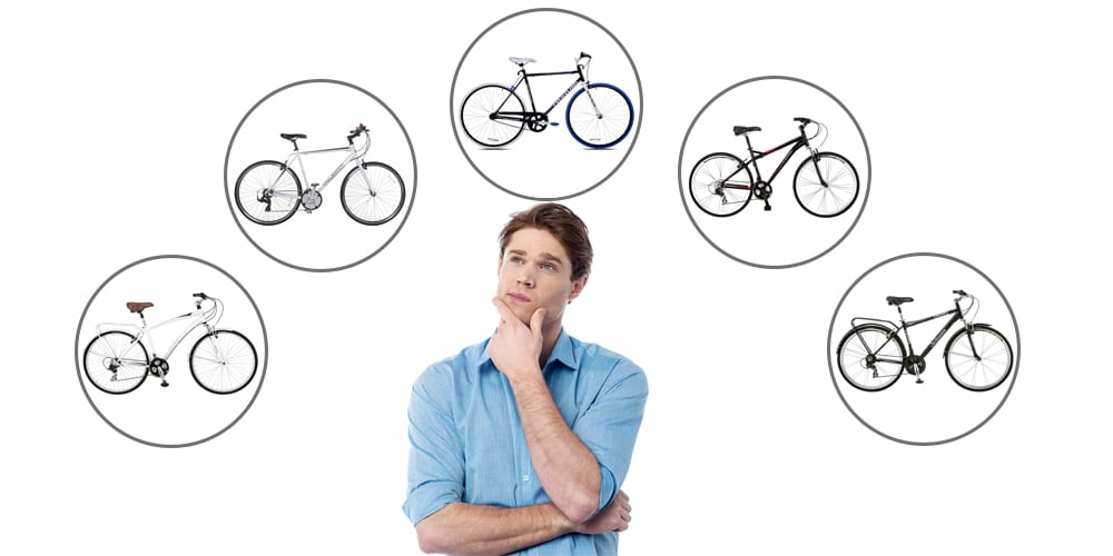 How To Buy a Hybrid Bicycle