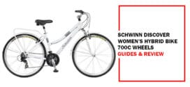 Schwinn Discover Women's Hybrid Bike 700C Wheels Review