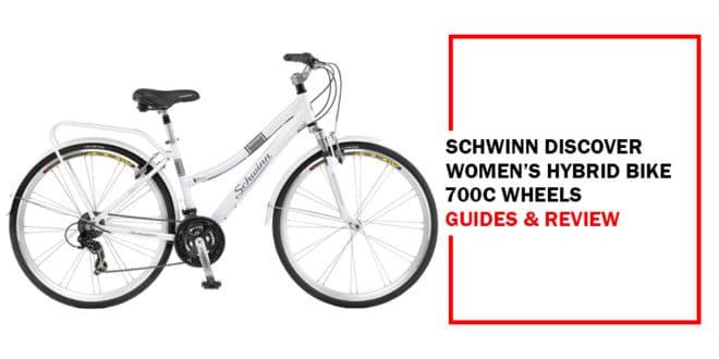 Schwinn Discover Women's Hybrid Bike 700C Wheels Review