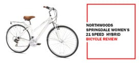 Northwoods Springdale Women's 21-Speed Hybrid Bicycle Review