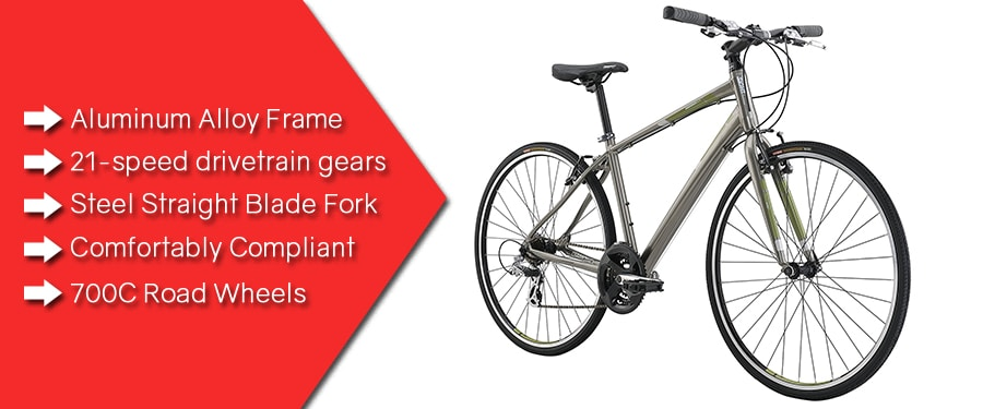 Diamondback Bicycles 2016 Insight Complete Performance Hybrid Bike Reviews
