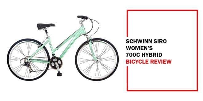 Schwinn Women's Siro Hybrid Bicycle