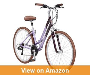 Schwinn Capitol Hybrid Bicycle
