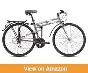 Montague Urban Folding Hybrid Bike