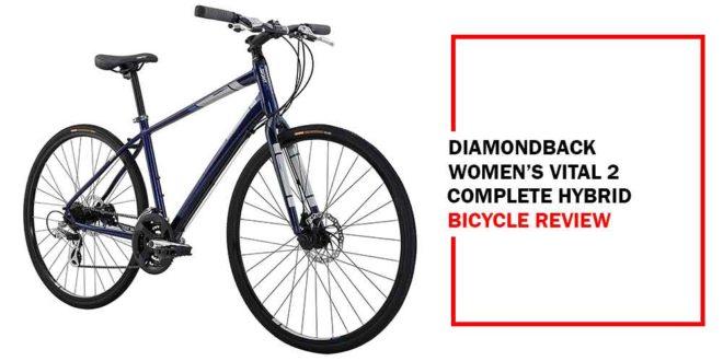 Diamondback Bicycles Insight 2 Complete Hybrid Bike Review