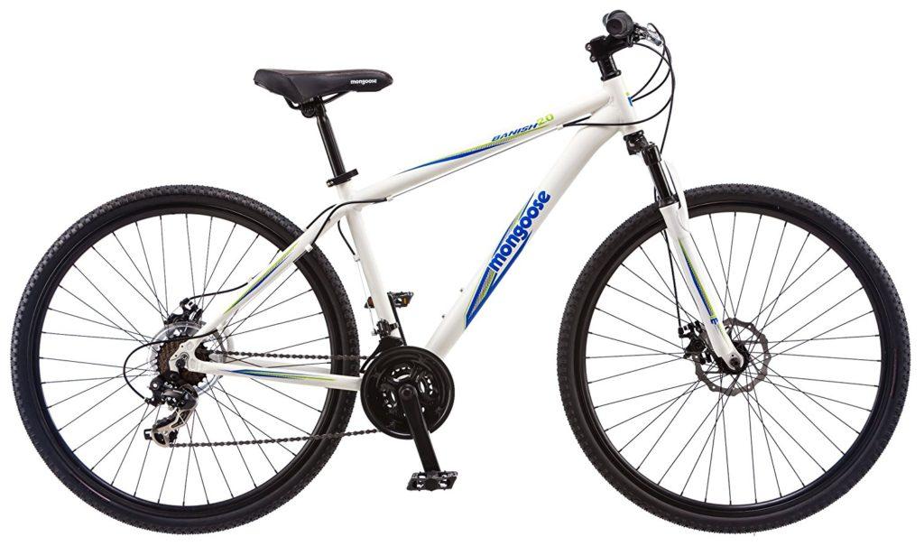 Mongoose Banish 2.0 Hybrid Bike