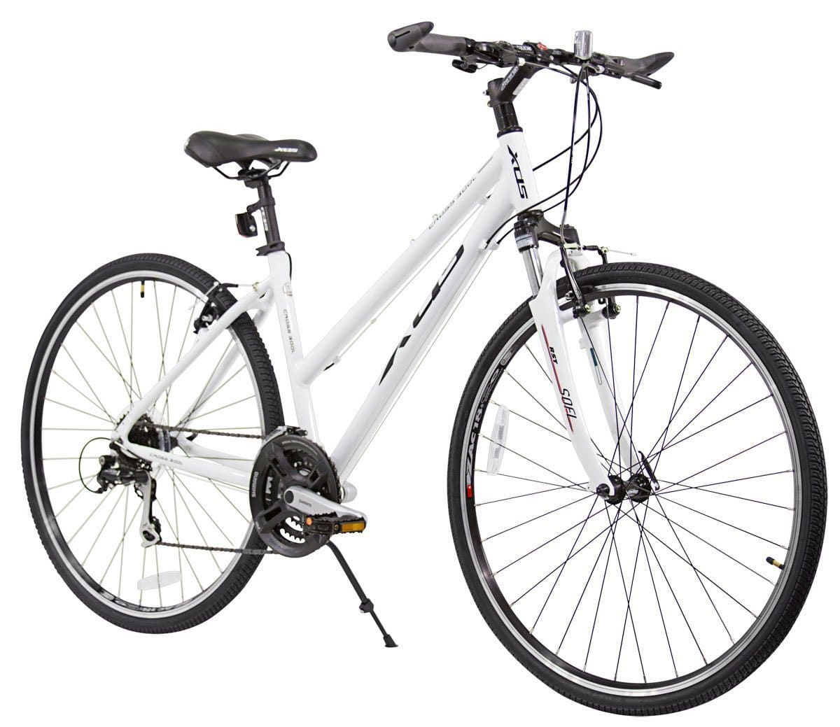 XDS Through Hybrid Bicycle