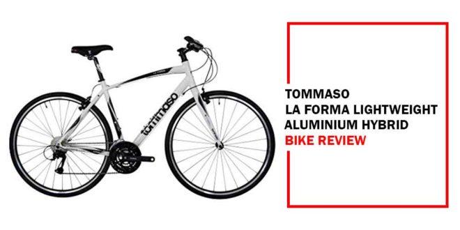 Tommaso La Forma Lightweight Aluminium Hybrid Bike Review