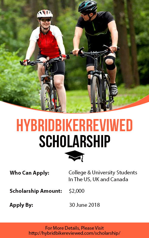 Hybrid Bike Reviewed Scholarship
