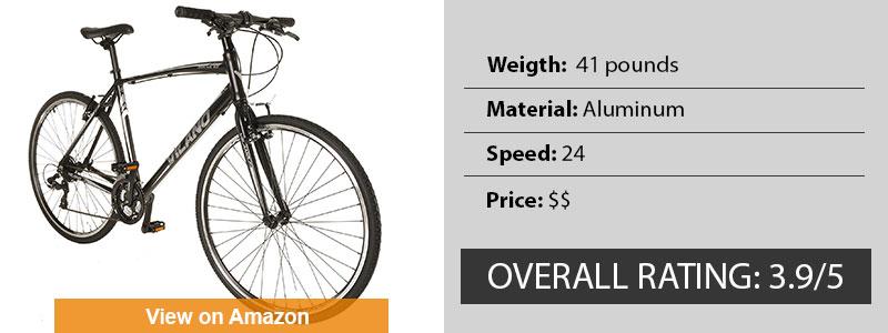 Vilano Diverse 2.0 Hybrid Bike