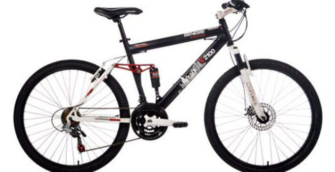 Genesis v2900 mountain bike