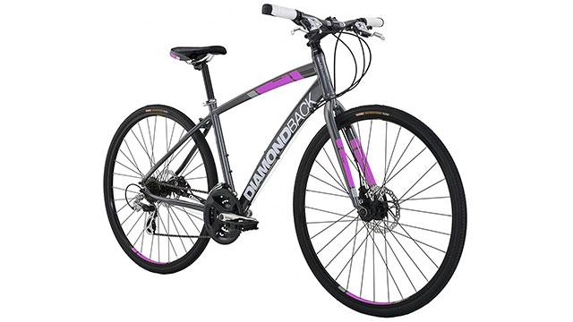 Diamondback Bicycles Women S 2016 Clarity 2 Hybrid Bike Review