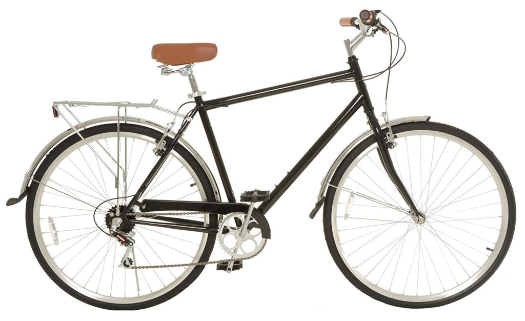 Vilano retro Hybrid Bike Review Men