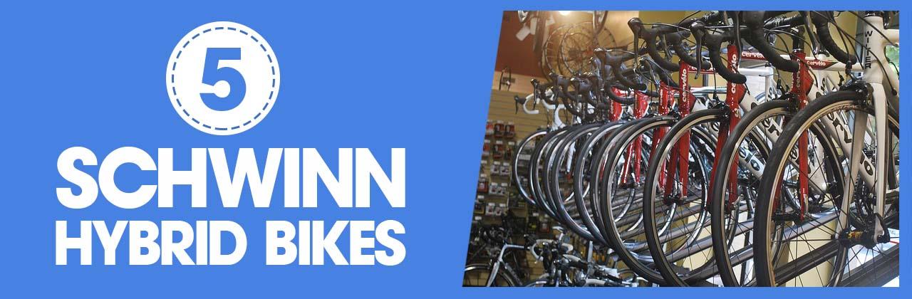 Top 5 Best Schwinn Bicycles Reviews