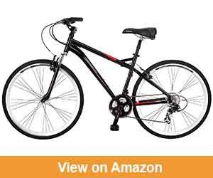 Schwinn Men's Siro Best Hybrid Bikes For Men