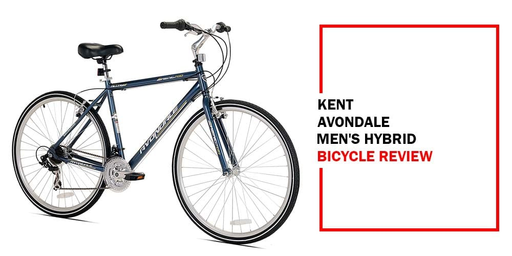 Kent Avondale Men's Hybrid Bicycle