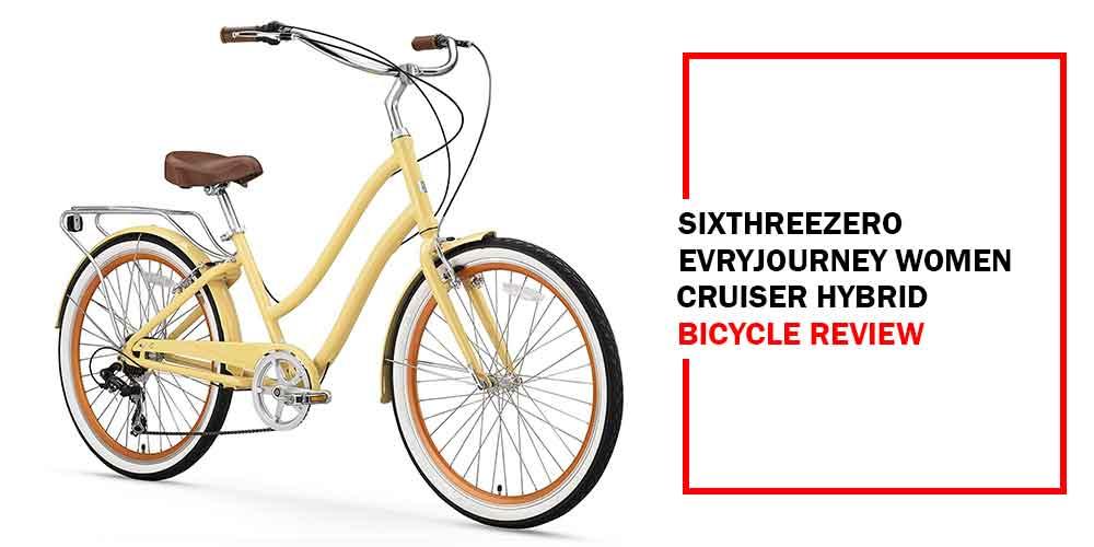 Women's Hybrid Bicycle