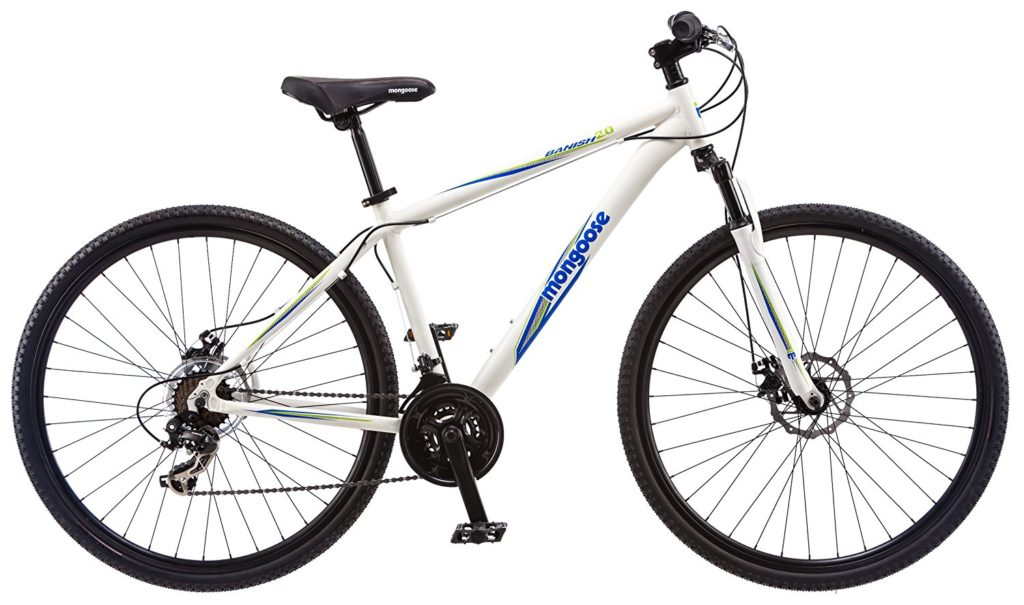 Mongoose Banish 2.0 Hybrid Bike
