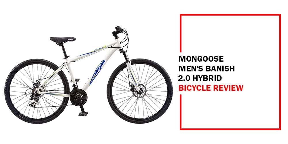Mongoose Men's Banish 2.0