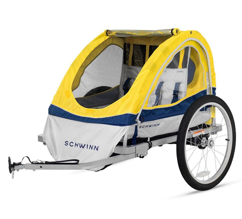 schwinn bicycle trailer
