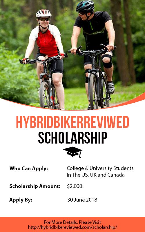 Hybrid Bike Reviewed Scholarship
