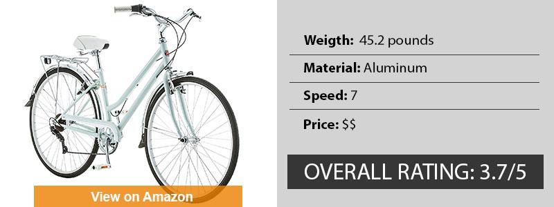 Schwinn Wayfarer Women's Hybrid Bike