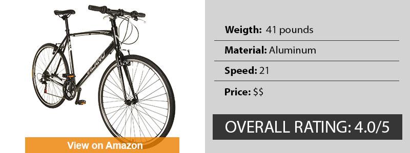 Vilano Diverse 1.0 Hybrid Bike