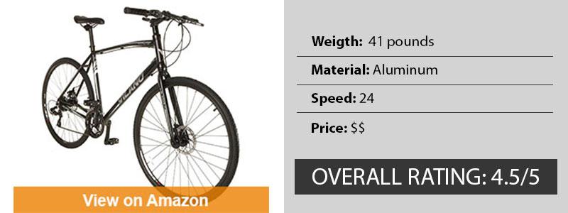Vilano Diverse 3.0 Best Hybrid Bikes Under 300