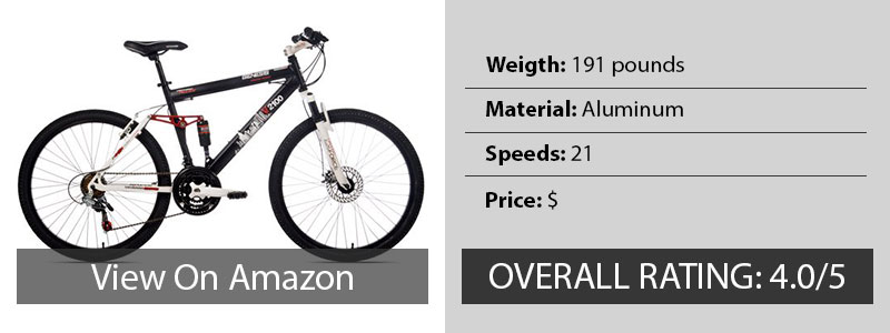 Genesis v2100 mountain bike