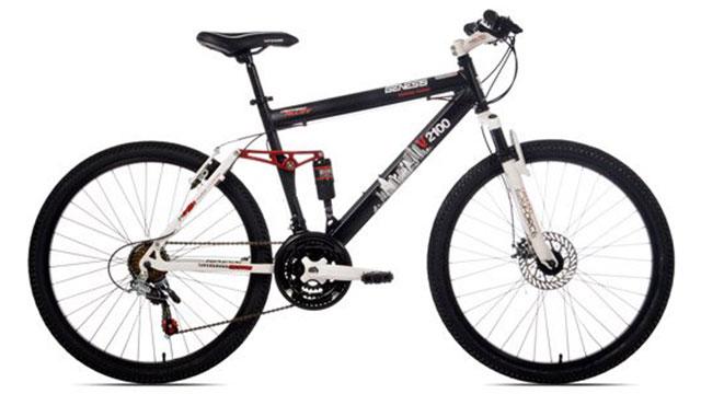 Genesis v2900 mountain bike