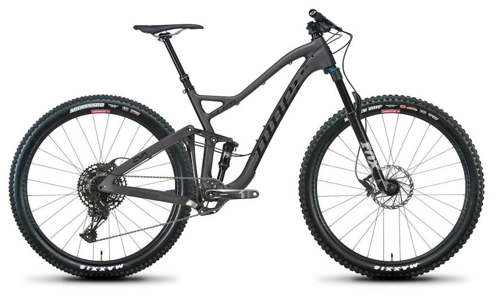 Niner Bikes JET RDO 2 Star mountain suspension