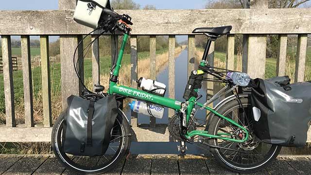 Folding-Mountain-Bike