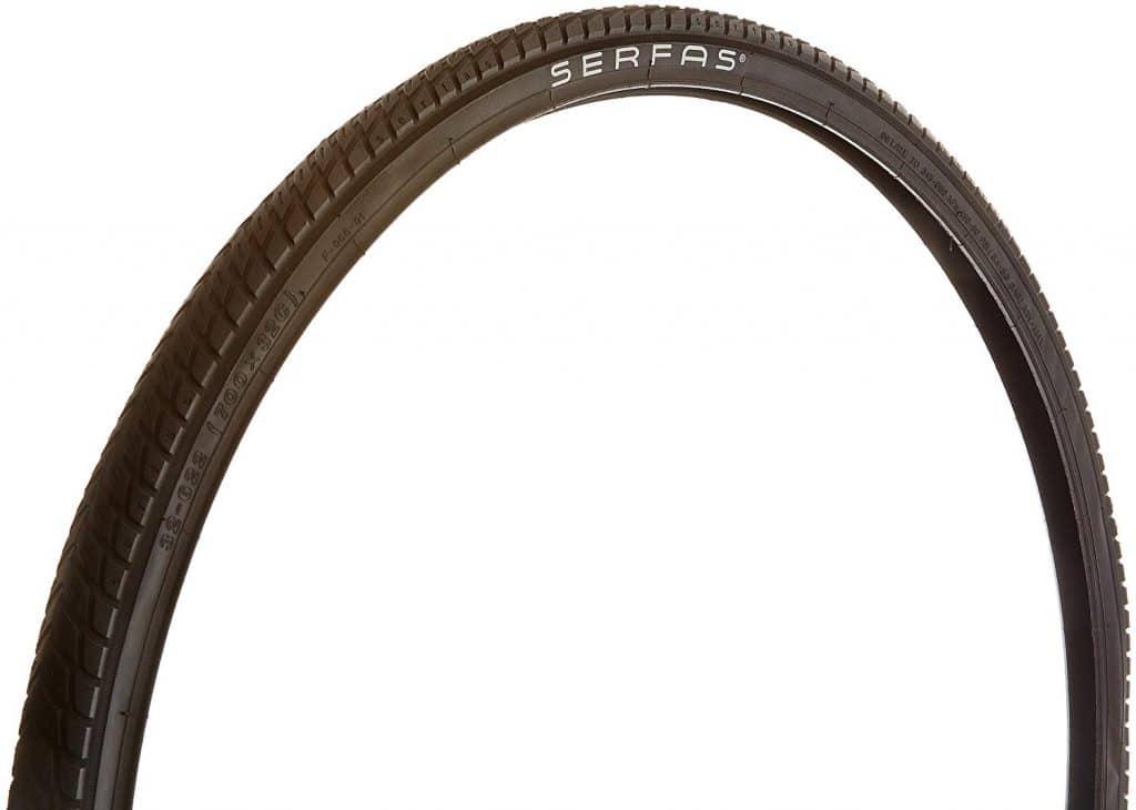 Serfas Vida Hybrid Tire with FPS