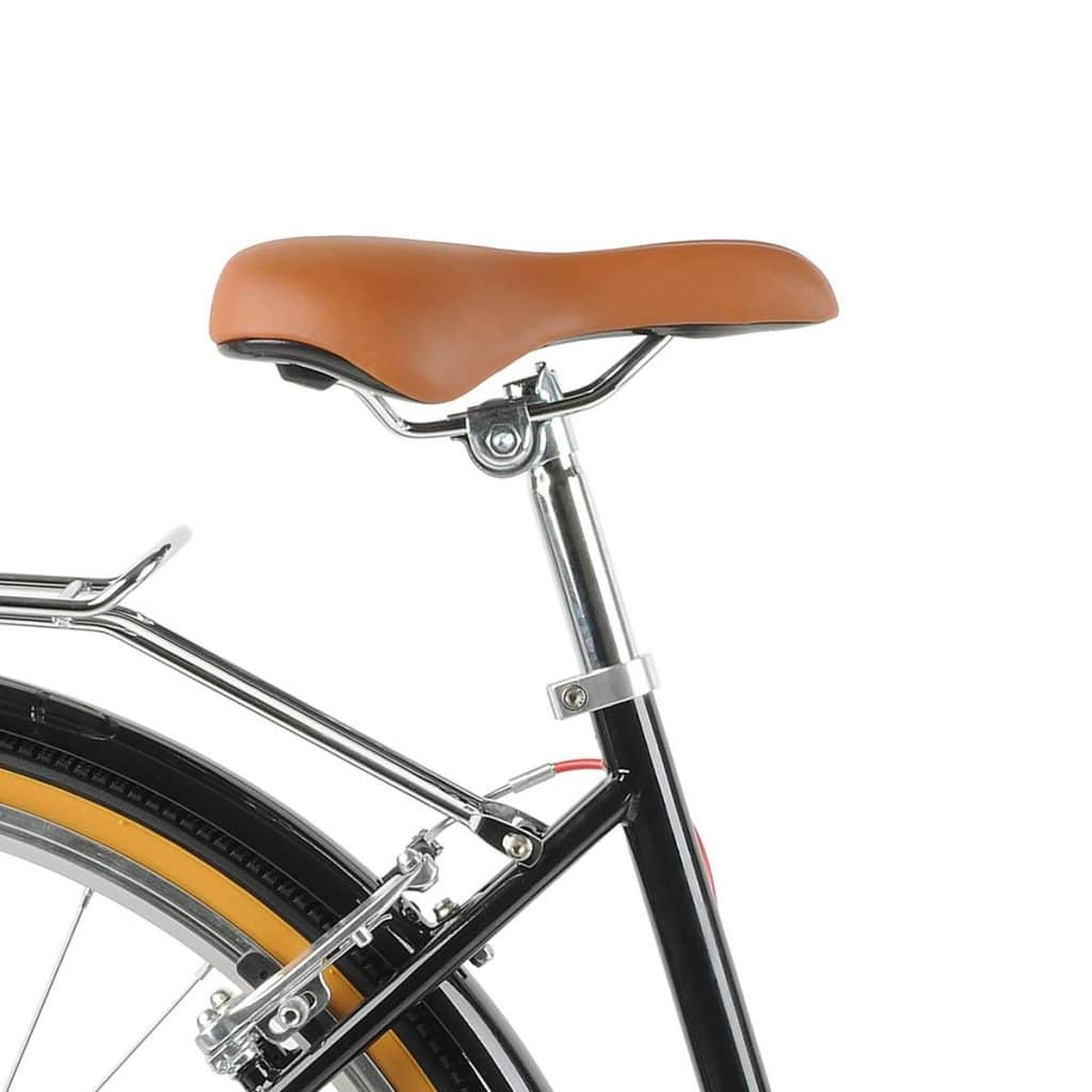 Retrospec Beaumont 7 Seven Speed Lady Urban City commuter Bike seat