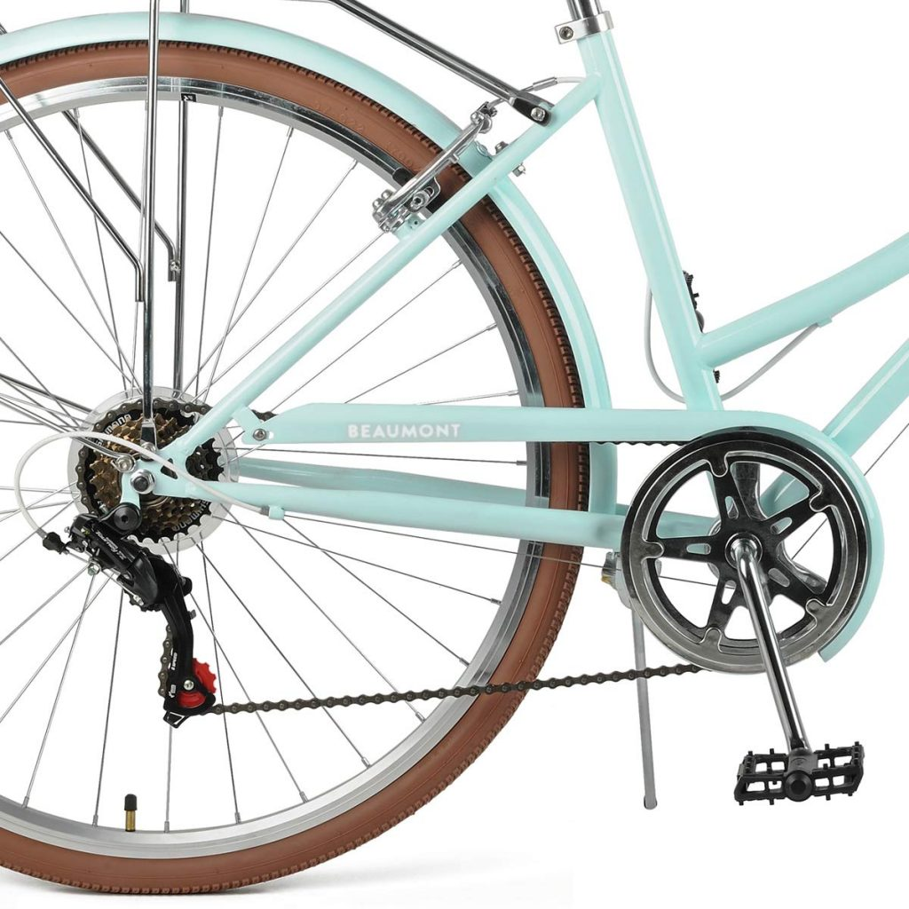 Retrospec Beaumont Lady Urban City commuter Bike blue