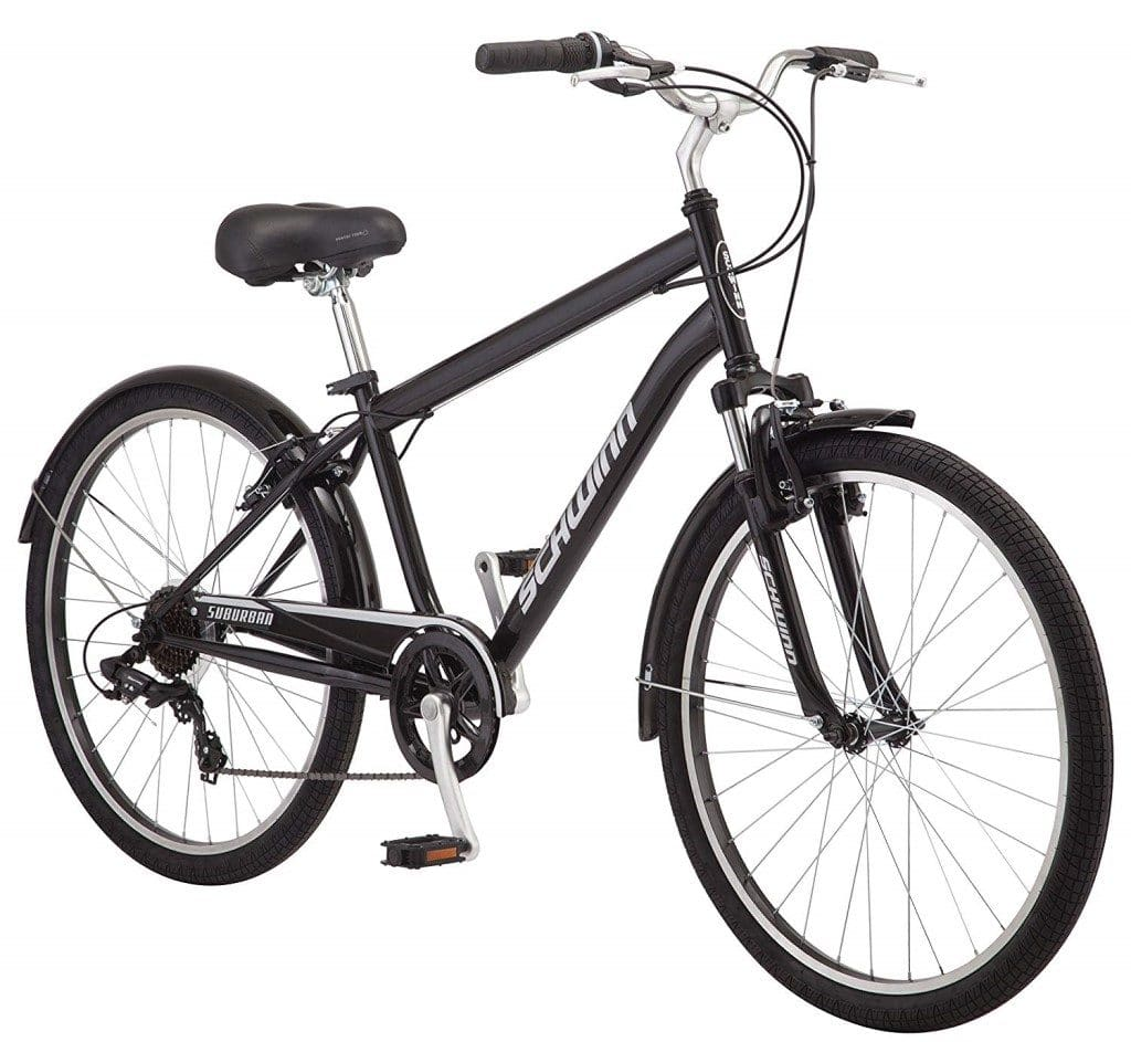 Schwinn Suburban Comfort Hybrid Bike review