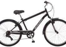 Schwinn Suburban Comfort Hybrid Bike men black
