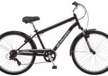 Schwinn Suburban Comfort Hybrid Bike men black