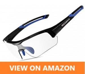 RockBros Photochromic Sunglasses Safety Cycling Glasses