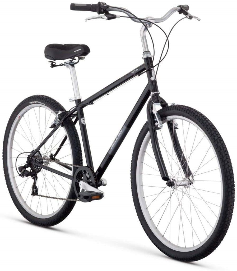 Raleigh Bikes Venture Comfort Bike review