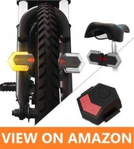 CarThree Bike Turn Signal remote control