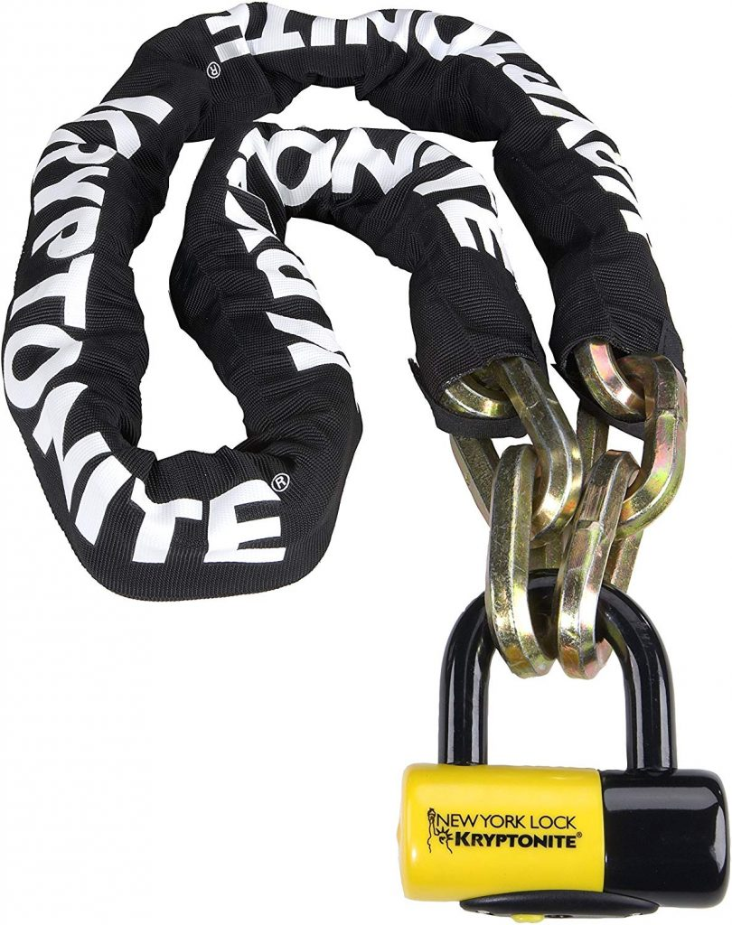 Kryptonite New York Fahgettaboudit Chain best bike lock