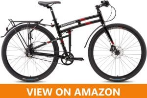 Montague Allston 11 Speed Belt Drive Foldable bicycle