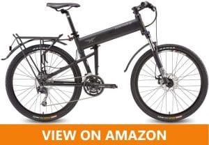 Montague Allston 11 Speed Belt Drive Folding Bike