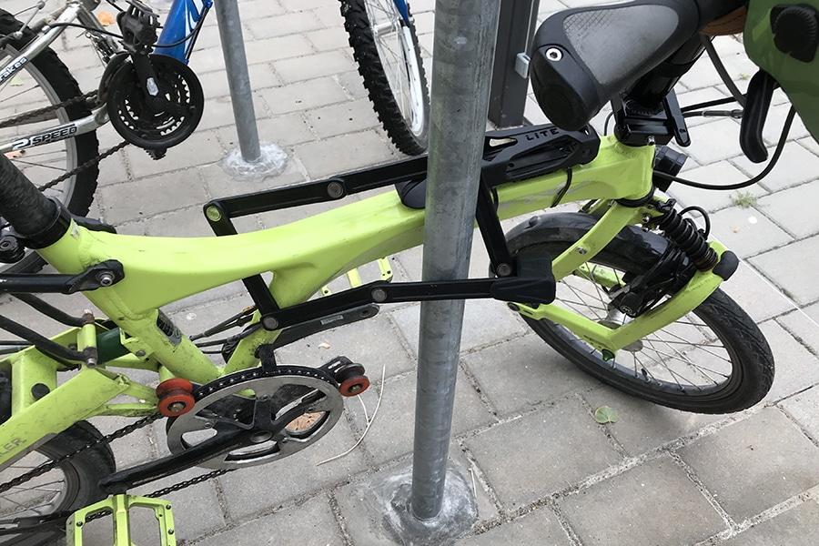 best bike lock street