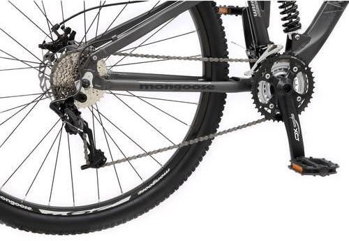 Mongoose XR PRO Mens Mountain Bike SRAM X4 24 gear system