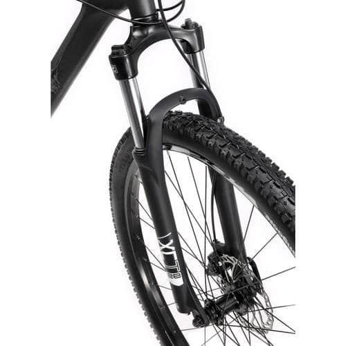 Mongoose XR Mountain Bike suntour fork