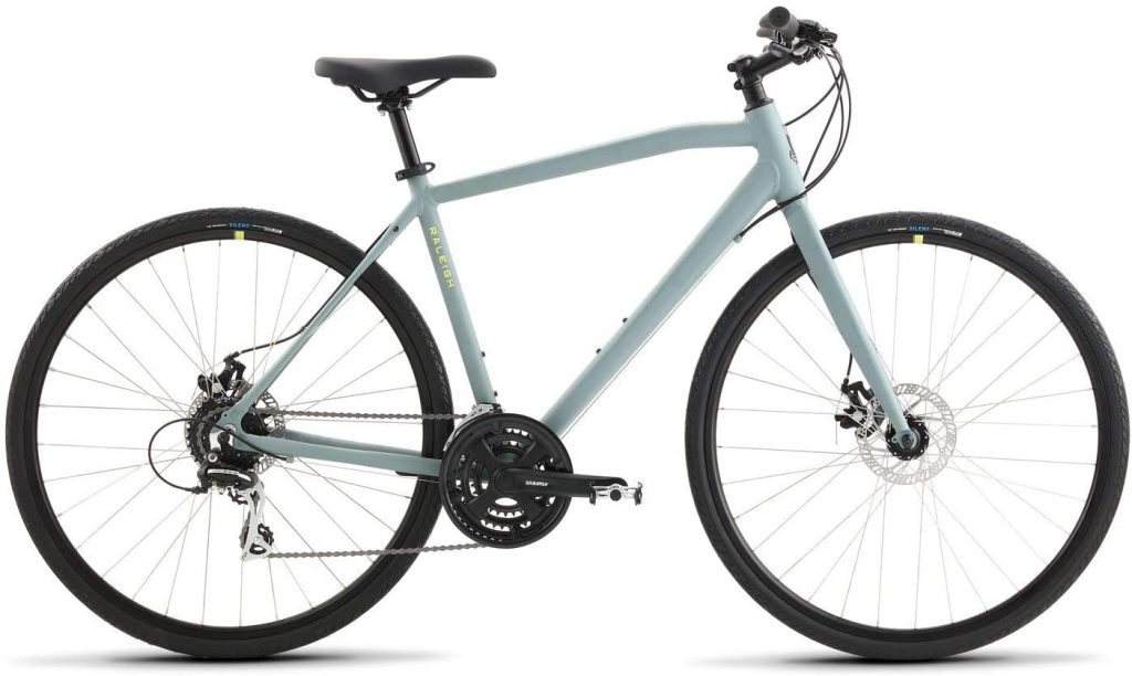 Raleigh Cadent 2 review fitness bike