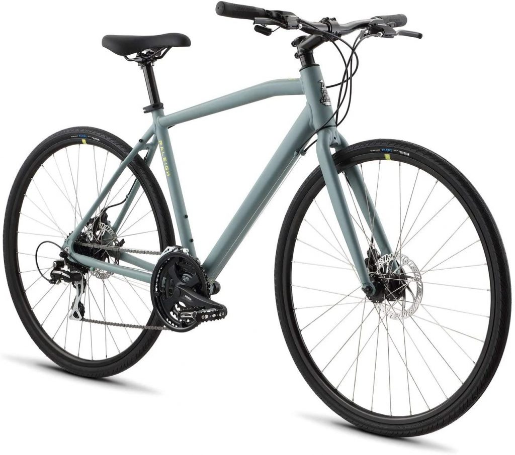 Raleigh Cadent 2 hybrid bike Review