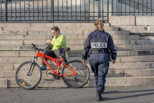 riding bike under influence